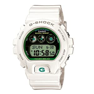 G-Shock Go Green 6900 Solar (Limited Edition) in White