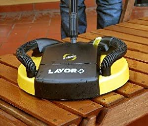 Lavor Surfer Patio driveway Cleaner, includes Karcher fitting too.