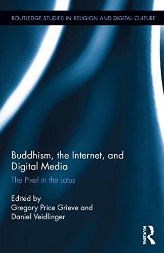 Buddhismus, Internet und digitale Medien: das Pixel im Lotus (Routledge Studies in Religion and Digitalkultur)