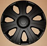 TOYOTA PRIUS (2009 ON) 13 inch Racing Car Alloy Wheel Trims Hub Caps Set of 4