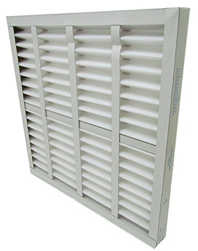 AIR HANDLER 24x24x2 Pleated Air Filter, MERV 7 (Case of 12)