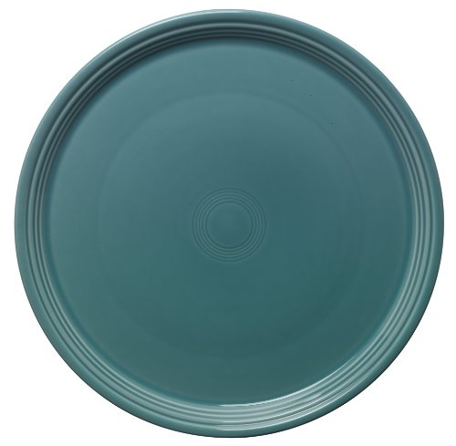 Fiesta 15-Inch Pizza Tray, Turquoise