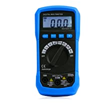 Bside ADM02 Auto Ranging Digital Multimeter DMM DC AC Voltage Current Temp Meter Tester