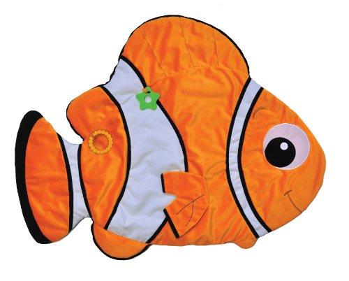 Disney Baby Nemo Plush Mat - 1