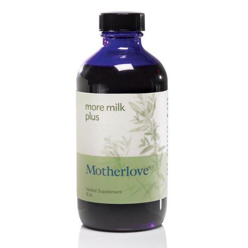Motherlove More Milk Plus 8Oz Liquid Herbal Extract front-1064480