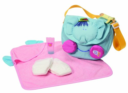 Zapf Creation 901540 - Chou Chou Baby Changing Bag & Accessory For 36Cm - 48Cm Doll front-573836