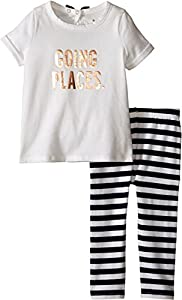 Kate Spade York Kids Baby Girl's Going Places Set (Infant)