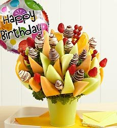 Flowers By 1800Flowers - Sweet Birthday Treat front-588826