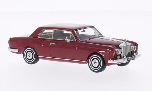 rolls-royce-corniche-fhc-dkl-rot-rhd-1971-modellauto-fertigmodell-neo-143