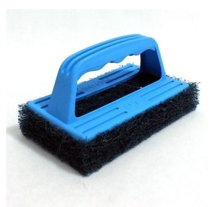 Heavy Duty Poly Brite Ultra Handy Scrubbers, 1-Count (Oreck Xl Shield compare prices)