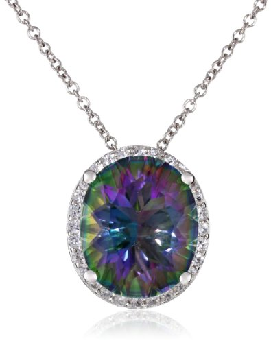 50% or More Off Mystic Fire Topaz Jewelry
