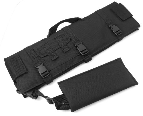18inch Scope Guard Cover Shield for Riflescopes with Muzzle Cover