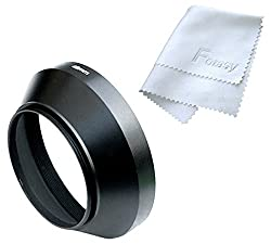 Fotasy LW405 40.5mm Wide Angle Metal Lens Hood Shade for Leica, Contax Zeiss, Voigtlander and Other Lenses