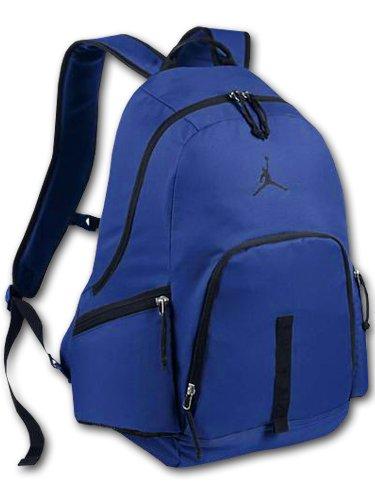 (ジョーダン)Jordan ジョーダン ジャンプマン リュックサック (並行輸入品) (青黒)