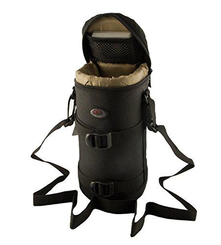 Carquois de qualité de PROFOX pour les lentilles de caméra - Modèle n ° 7 - 215 mm x 115 mm pour 4/70-200 et des modèles similaires