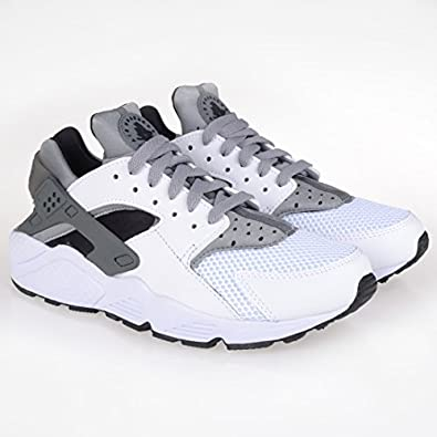 Nike Air Huarache (White/Grey-Black) | Amazon.com
