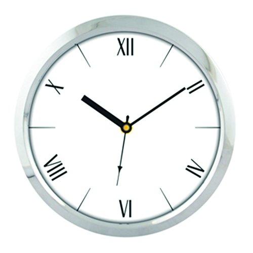 Design O Print Wall Clock in Plastic Body (Size 10 Inches)
