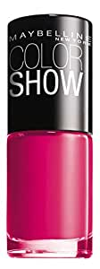 Maybelline New York Color Show 6 Bubblicious, 1er Pack (1 x 7 ml)