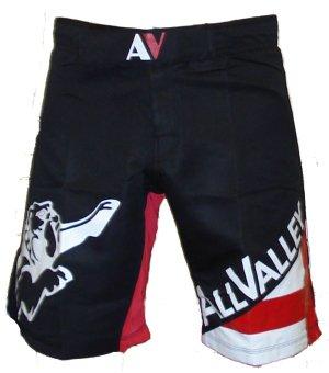 AV Bulldog MMA Shorts, Size: 30
