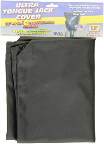 Ultra-Fab 38-944020 Electric Tongue Jack Protective Cover (Camper Electric Jack compare prices)