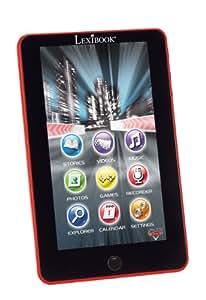 Lexibook  -  KP500DCi1  - Tablette tactile multimédia Disney Cars