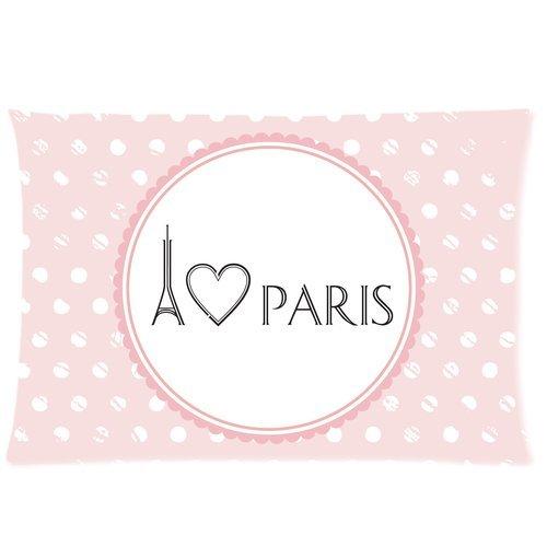 Pink Paris Bedding front-1070876