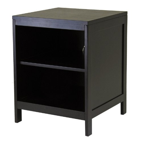 Winsome Hailey TV Stand - Modular - Open shelf - Small