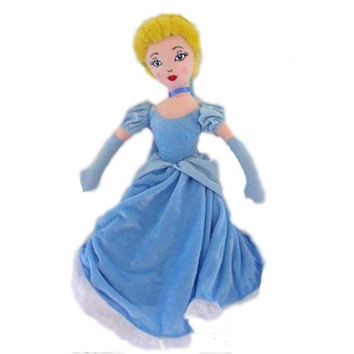 Disney Princess Cinderella Plush Stuffed Animal ~ Doll with Straps (=Backpack=)