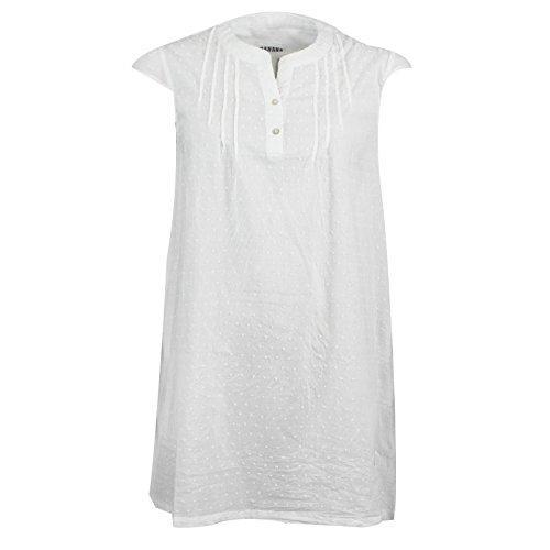 Camicia Da Notte Banana Moon Intimates Venire Bianco Puro