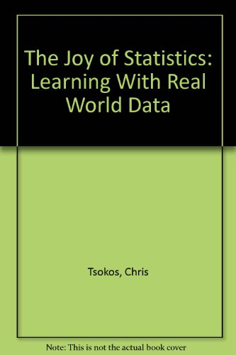 The Joy of Statistics: Learning with Real World Data