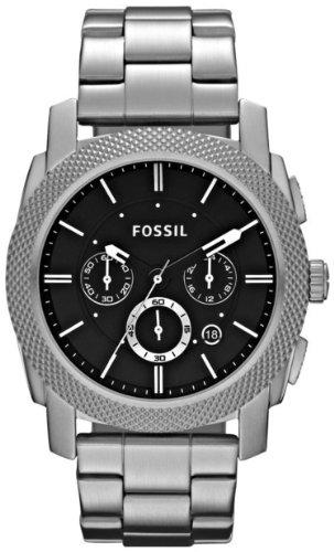 Fossil Men's FS4776 Machine Stainless Steel Watch
