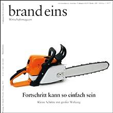 Benutzen, nicht besitzen (brand eins: Kleine Schritte, große Wirkung) (       ABRIDGED) by Lukas Egli Narrated by Anna Doubek, Gerhart Hinze