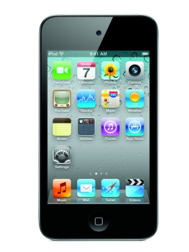 Apple iPod touch 16GB 4th Generation - Black  (Latest Model - Launched Sept 2012)