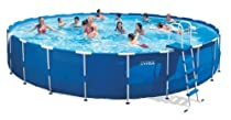 Hot Sale Intex Metal Frame Pool Set, 24-Feet by 52-Inch