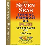 Seven Seas Evening Primrose + Starflower 30 Capsules-PACK OF 6