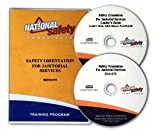 Safety Orientation for Janitorial Video Training Kit
