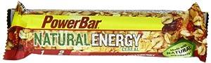Powerbar Natural Strawberry und Cranberry Riegel, 6er Pack (6 x 40 g) from Powerbar