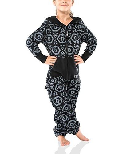 ZIPUPS Mono-Pijama Aztec