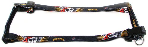 Hunter MFG 5/8-Inch Pittsburgh Pirates Adjustable Harness, Small