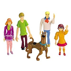 scooby doo goo mystery machine mystery solving crew. Black Bedroom Furniture Sets. Home Design Ideas