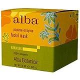 Alba Botanica Hawaiian Skin Care Papaya Enzyme Facial Mask 3 fl. oz. 217322