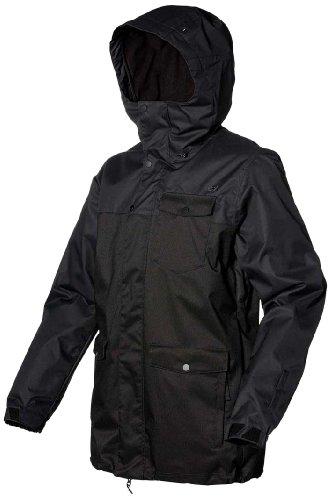 O'Neill Herren Snow Jacke PMES 3 IN 1, black out, XL, 250040