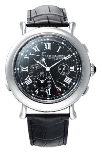 GSX (ジーエスエックス) 腕時計 EXPECTATIONS EXP5000MR E5300-CBK メンズ