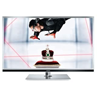 Toshiba 55YL863B 55-inch Widescreen Full HD 1080p 3D PRO-LED TV with Freeview