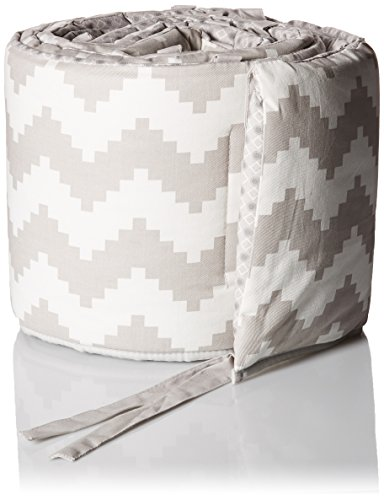 Lolli Living Bumper, Aztec Chevron