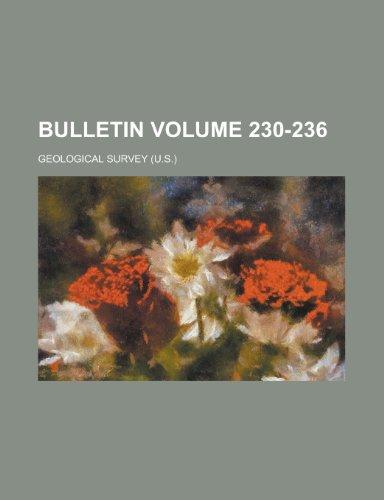 Bulletin Volume 230-236