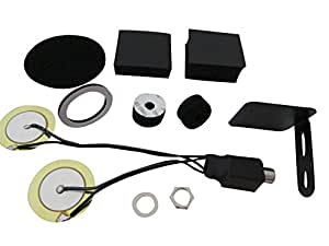 Drum Triggers Amazon : goedrum drum trigger set for diy electronic tom or snare drum musical instruments ~ Vivirlamusica.com Haus und Dekorationen