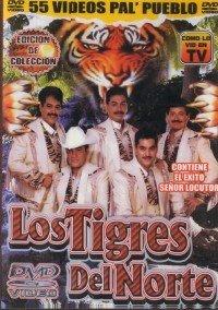 Los Tigres Del Norte 55 Videos Pal' Pueblo