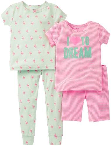 Girls Cotton Pajamas