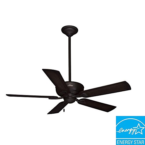 Hunter Caicos 52 in. New Bronze Wet Rated Ceiling Fan (Wet Ceiling Fan compare prices)